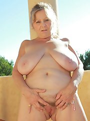 Amateur Mature Blonde